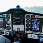 Tecnam P2008 Cockpit