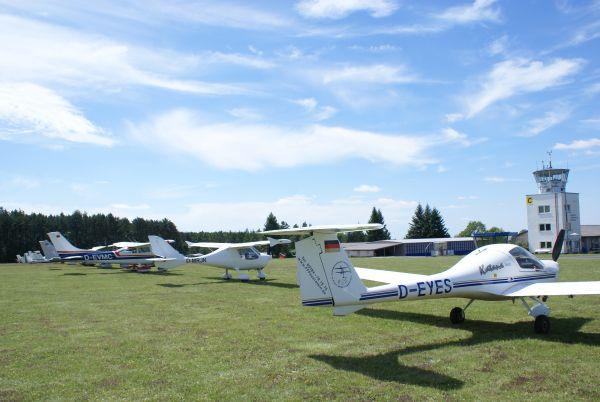 Flightline August