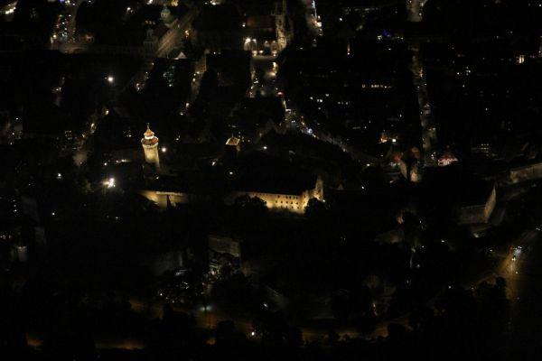 Nachtflug Burg